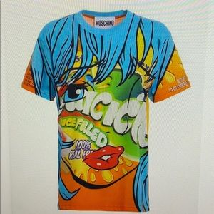 Moschino Juicicle Tee